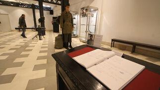 La exposición en el Museo Histórico Militar, en imágenes