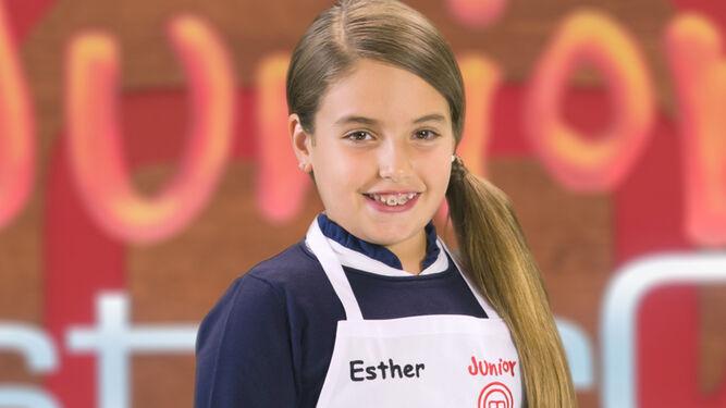 Esther, 10 años. Granada.
