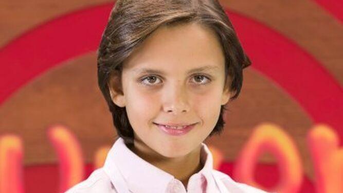 Gonzalo, 12 años. Madrid.