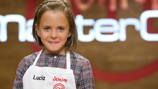Lucía, 12 años. Madrid.