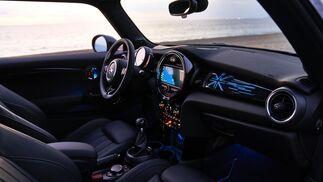 Así es el nuevo Mini de 3 puertas de 2018