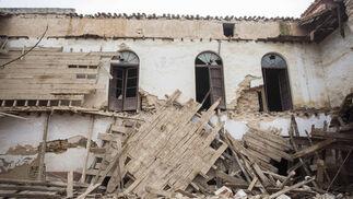 El expolio de la Hacienda Ibarburu de Dos Hermanas