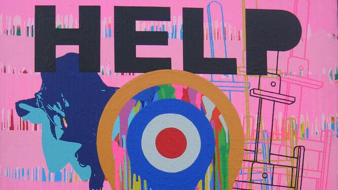 Imagen de la exhibición.