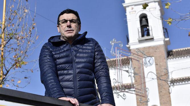Andrés Barrera, alcalde socialista de Las Navas.