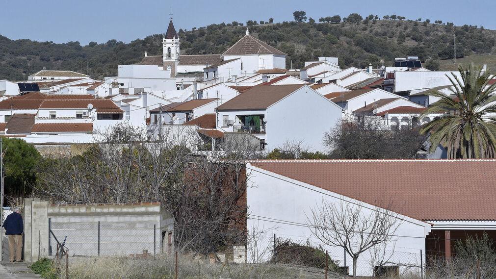 Las Navas de la Concepción, el pueblo peor comunicado de la Sierra Norte