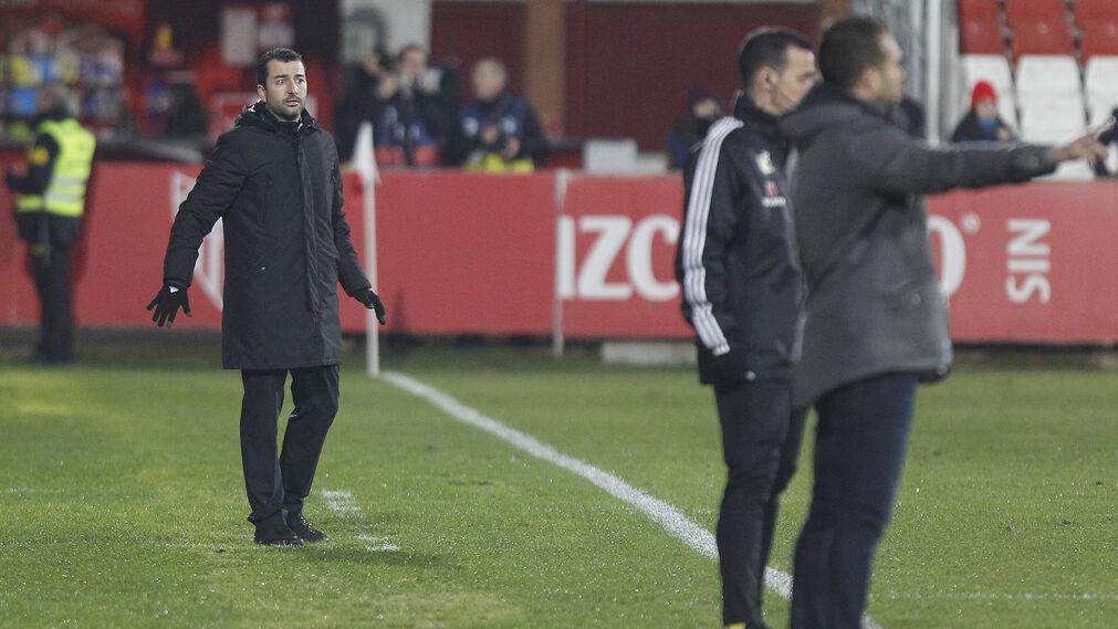 Las imágenes del Sevilla At.-Osasuna