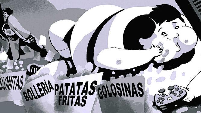 Especialistas equiparan el proyecto sobre obesidad con la ley antitabaco