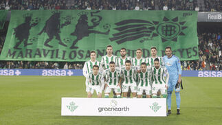 Las imágenes del Betis-Leganés