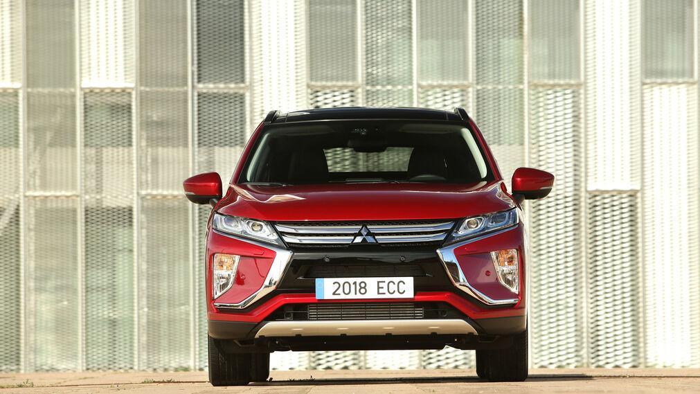 Galería de fotos del Mitsubishi Eclipse Cross