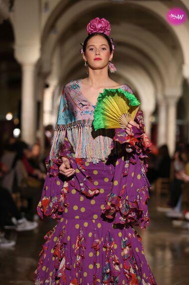 VIVA by We Love Flamenco 2018 - Flamenca Pol Núñez.