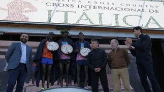 XXXVI edición del Cross Internacional de Itálica