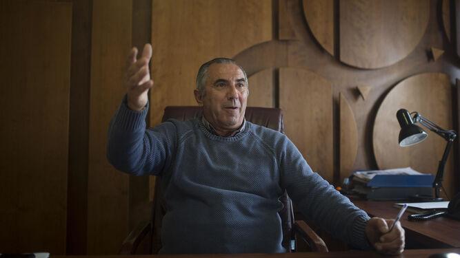 Antonio Nogales, alcalde