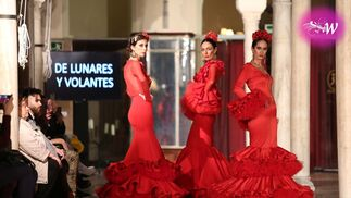 VIVA by We Love Flamenco 2018 - De Lunares y volantes