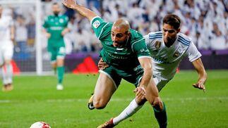 Las imágenes del Real Madrid-Leganés