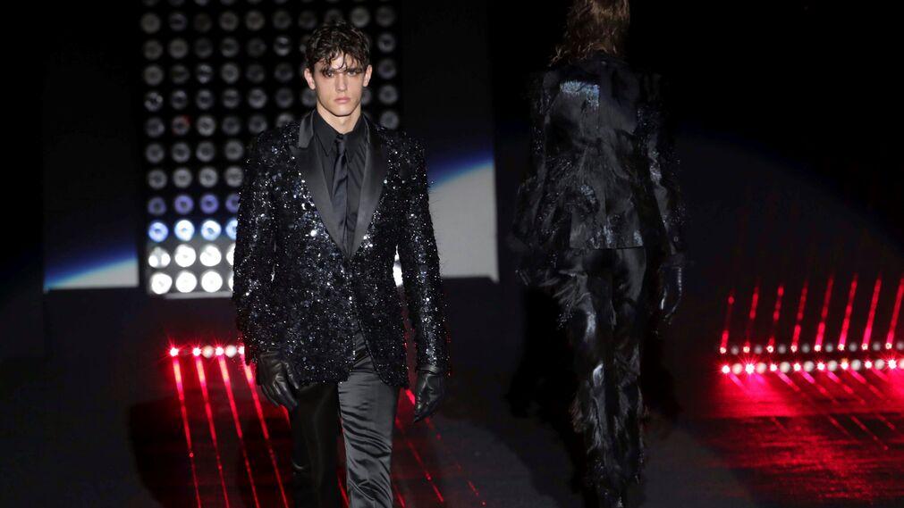 Semana de la Moda de Madrid 2018 - Ana Locking