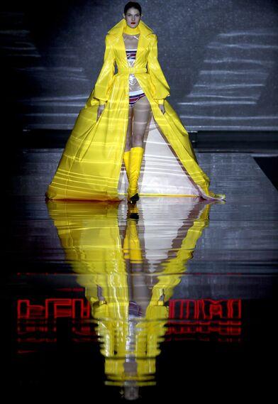 Semana de la Moda de Madrid 2018 - Andrés Sardá