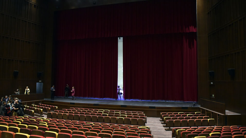 El nuevo auditorio de la SGAE