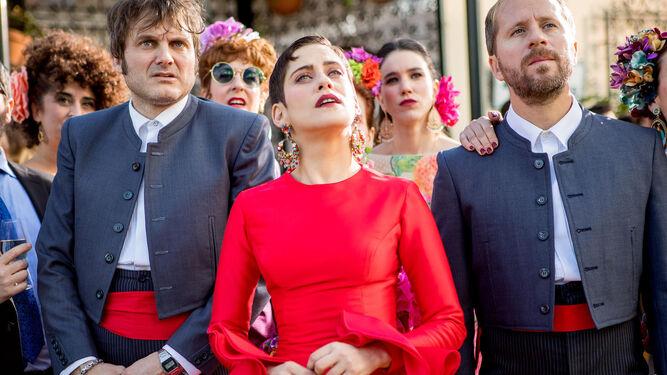 'Allí abajo' avanza tramas de su cuarta temporada en Sevilla