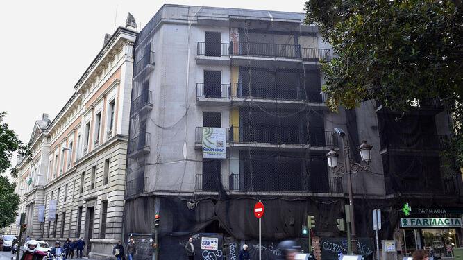 Urbanismo desbloquea la reforma del edificio de Cristo de Burgos