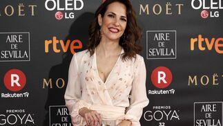 La alfombra roja de los Goya, en imágenes