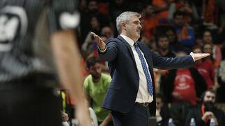 El Valencia Basket-Betis Energía Plus, en imágenes