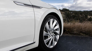 Así es el Volkswagen Arteon, foto a foto