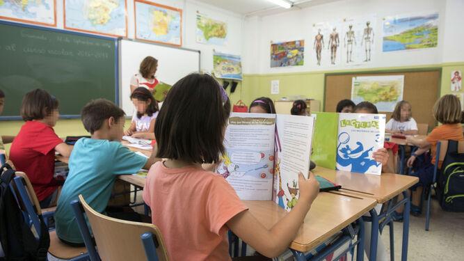 Andalucía invierte por alumno la mitad que el País Vasco