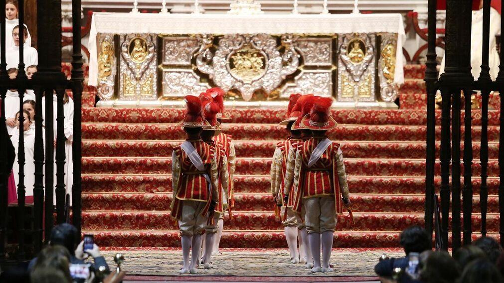 Las imágenes del baile de los Seises en la Catedral