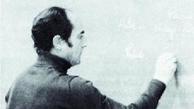 Luis Cid Pérez, 'Carriega' en una imagen de archivo.