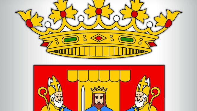 Escudo de Sevilla.