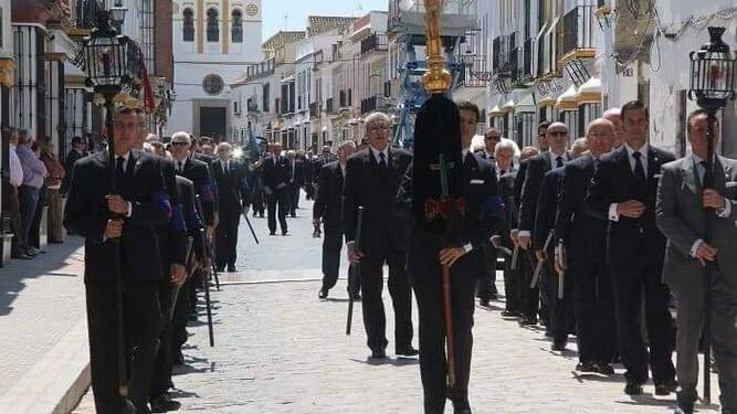 Las Postrimerías de Marchena Feretro-alberga-hermanos-Santa-Caridad_1219988091_81035854_667x375