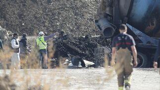 Imágenes de la explosión en Guillena