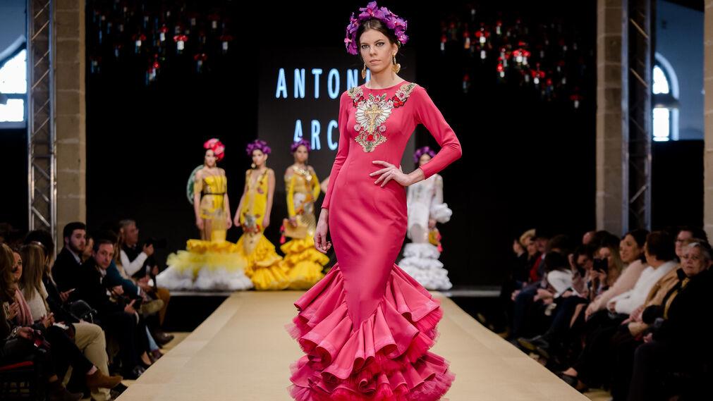 Pasarela Flamenca Jerez 2018 - Antonio Arcos