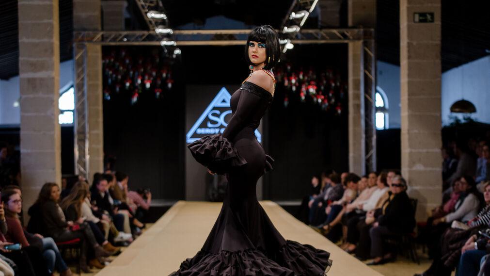 Pasarela Flamenca Jerez 2018 - Sergy Garrido
