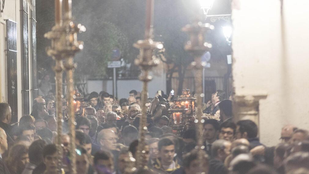 Vía Crucis en Santa Cruz