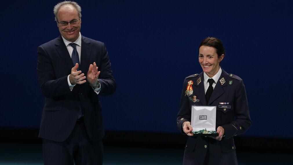 Entrega de las Medallas de Andalucía