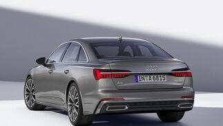Galería de fotos del nuevo Audi A6 2018