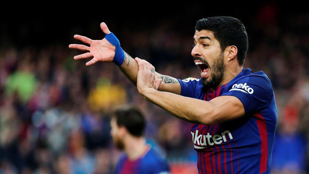 Las imágenes del Barcelona-Atlético de Madrid
