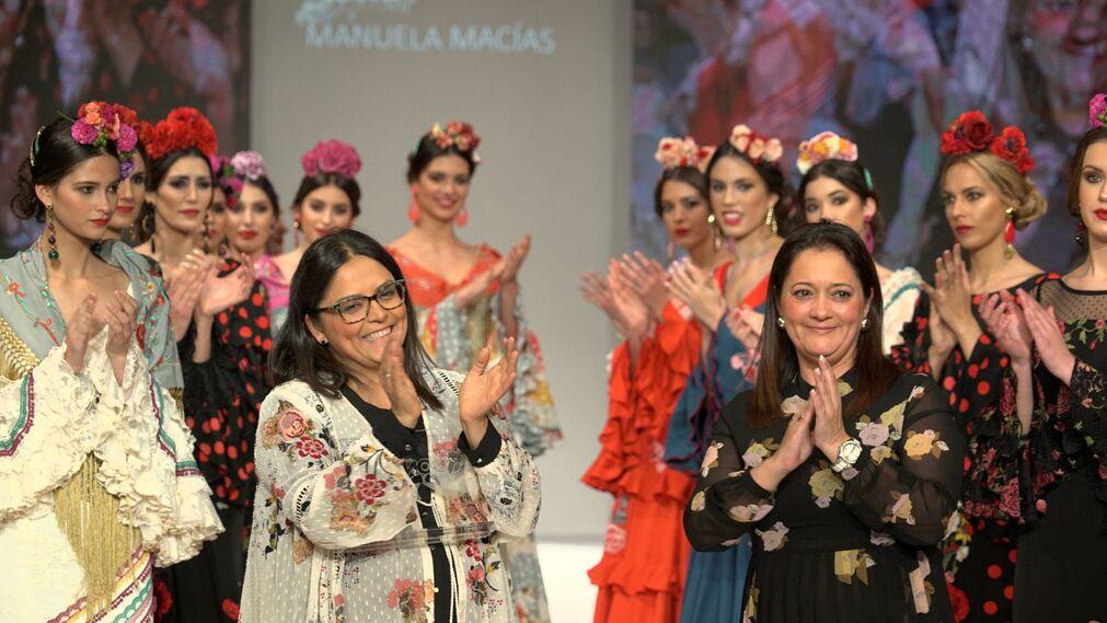 Doñana D´flamenca 2018- Manuela Macías