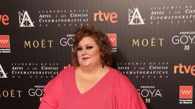 Es una actriz de éxito.