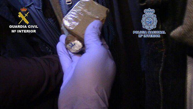 Imagen cedida por la Policía Nacional.