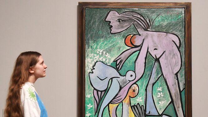 'El rescate' (comienzos de 1933) anticipa la agonía del 'Guernica'.