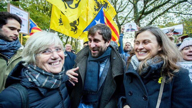 Puigdemont carga contra Llarena