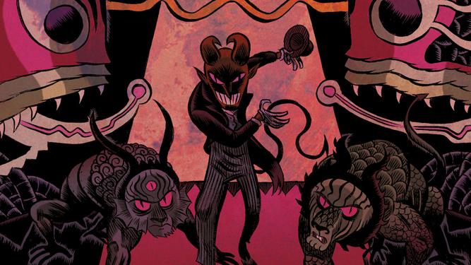 Viñeta del cómic 'Pólvora mojada'.