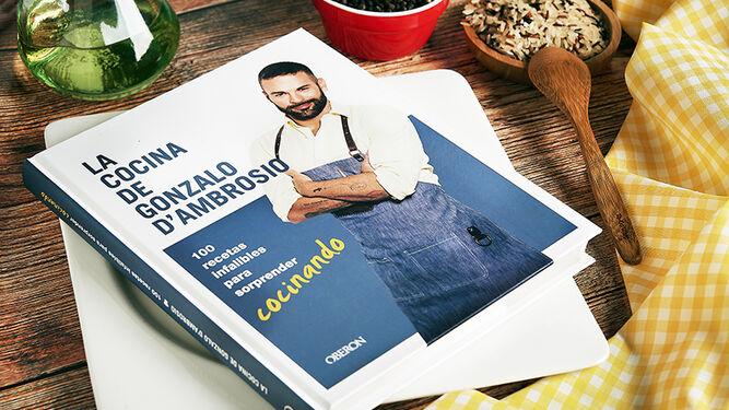 El nuevo libro de recetas del cocinero de origen argentino.