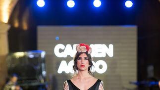 Pasarela Flamenco Ecuestre Córdoba 2018- Carmen Acedo