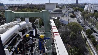 Las imágenes del Rescue Great Day en el Jaguar de Isla Mágica