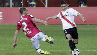 Las imágenes del Sevilla At. Albacete