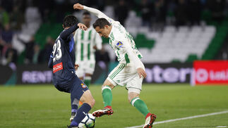 Las imágenes del Betis-Espanyol