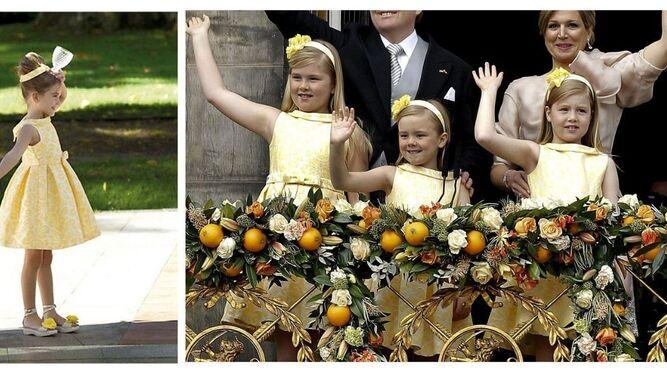 Las princesas de Holanda.
